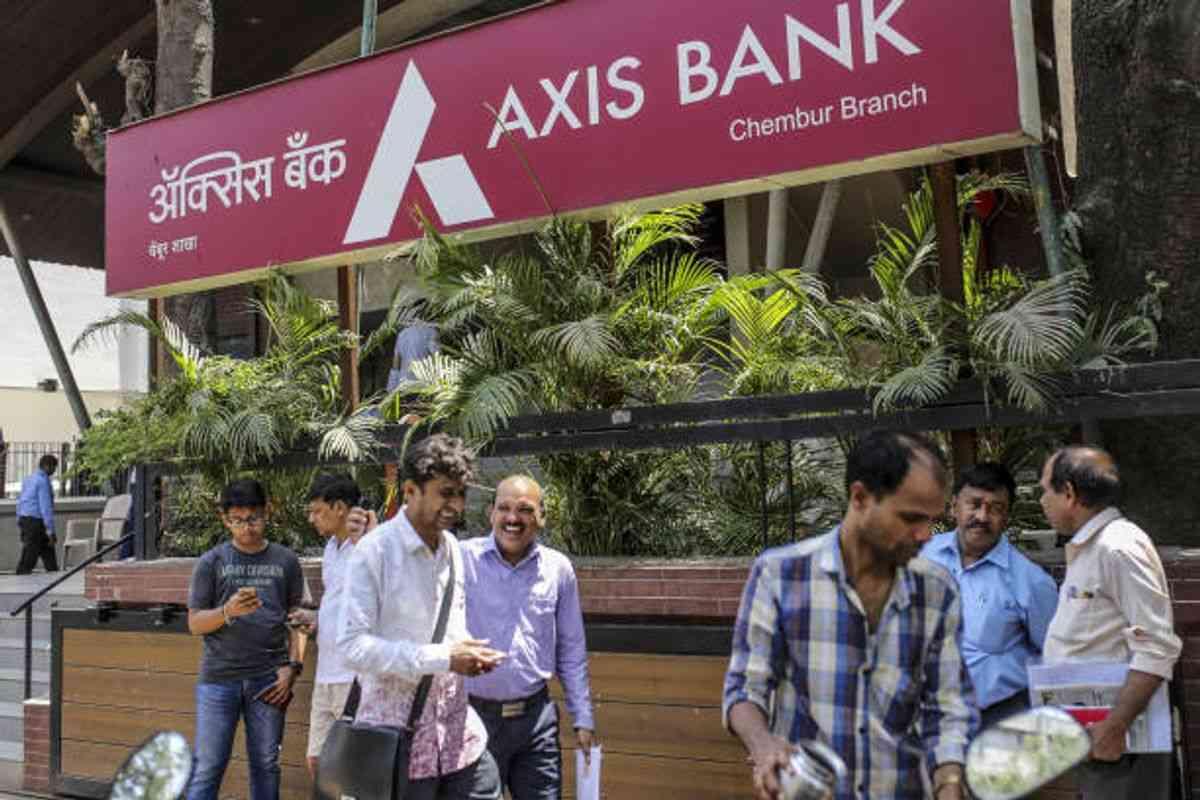 Axis Bank Pvt Ltd