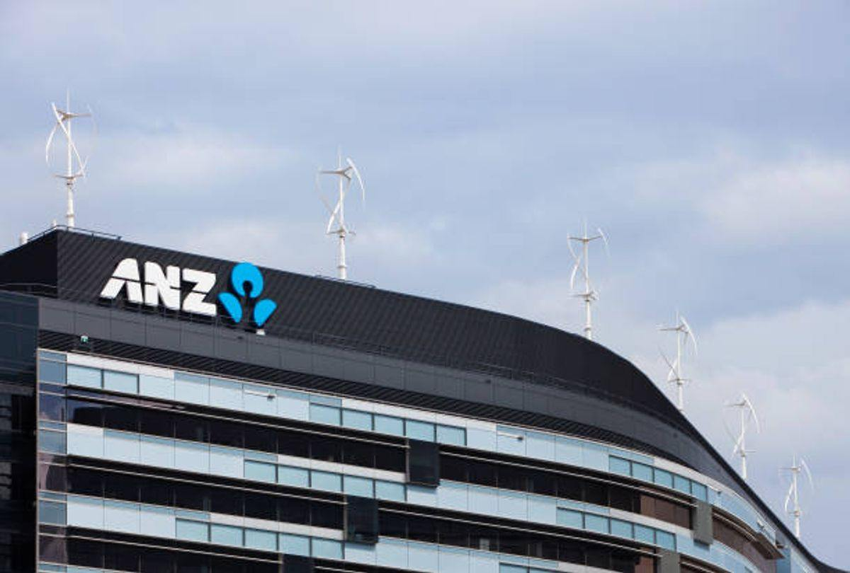 The Australia And New Zealand Banking Group Limited