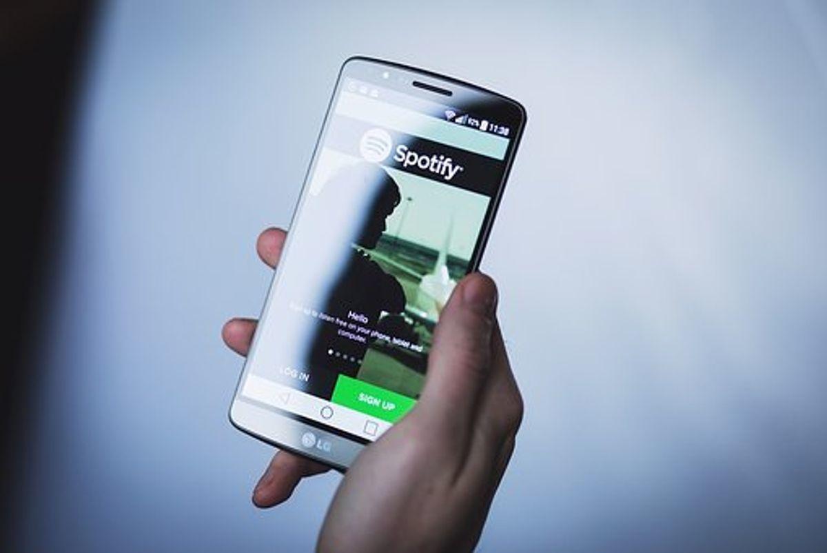 Spotify promotion service